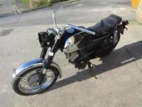 1966 SUZUKI T10 250cc PROJECT.