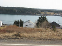 Land for sale in Arichat, Cape Breton (Waterfront view)