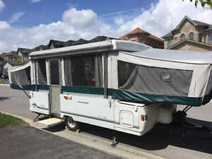 1999 Coleman Popup Camper For Sale