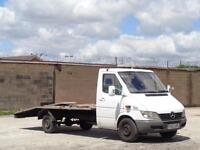 2003 Mercedes-Benz Sprinter 311 CDI LWB***RECOVERY TRUCK + READY TO WORK***