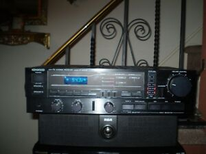 KENWOOD STEREO FM/ AM RECEIVER KR-930B Mint Condition