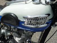 TRIUMPH BONNEVILLE T120R 1959 A REAL GEM
