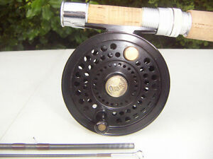 Vintage Orvis fly rod and reel Kawartha Lakes Peterborough Area image 3