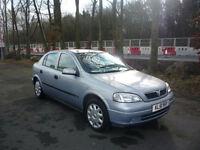 Vauxhall/Opel Astra 1.6i 2002MY LS