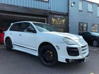 Porsche Cayenne 3.2 V6 Tiptronic S AWD - MEDUZA WIDE ARCH & LPG CONVERTED