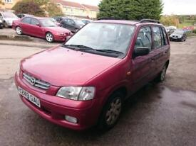 Mazda Demio 1.5 Country Casual Ltd Edn 5 DOOR - 2001 Y-REG - NO MOT