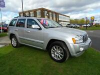 2008 Jeep Grand Cherokee 3.0 CRD V6 Overland Station Wagon 4x4 5dr