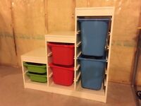 Trofast Ikea toy storage for sale