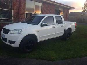 2011 Great Wall V200 Ute Penguin Central Coast Preview