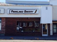Scratch bakery for sale