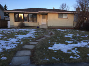 Family home for rent in spruce grove