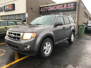 2010 FORD ESCAPE XLT TRES PROPRE DEMARREUR A DISTANCE