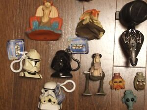 Star Wars Toys KFC,  Taco Bell, Pizza Hut