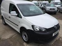 2011 Volkswagen Caddy 1.6TDI 75PS NO VAT VERY CLEAN 1 OWNER