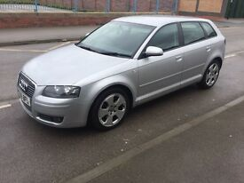 Audi a3 2.0 diesel 6 speed 06 not a4 bmw