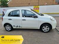 2011 Nissan Micra 1.2 12V Visia 5dr +2 Keys +ULEZ +Cheap Insurance +Aux