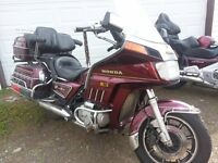 Great Reliable Goldwing