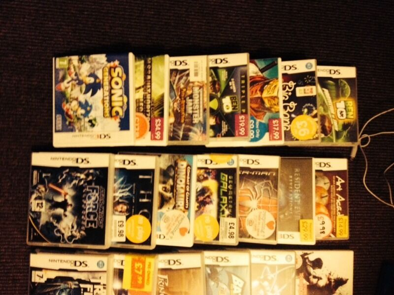 Nintendo 3ds Games For Boys 3ds And 31 Boys Games