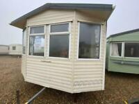 Static Caravan Mobile Home Carnaby Banbury 38x12ft 2 Beds SC7035