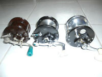 Moulinets pour cannes, Penn 35$,40$,45$ Fishing reels