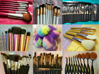 Brand New Makeup Brushes Don't Pay Retail Prices