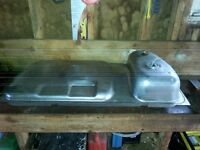 ford mustang fuel tank