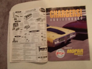 1998 OFFICIAL MOPAR NATIONALS PROGRAM AT NATIONAL TRAIL RACEWAY, Sarnia Sarnia Area image 6