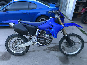 2004 Yamaha Wr 450 !!! Plated for the road !!!