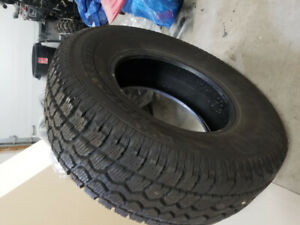 Motomaster Total Terrain W/T winter tires 265/70R16 Truck/SUV