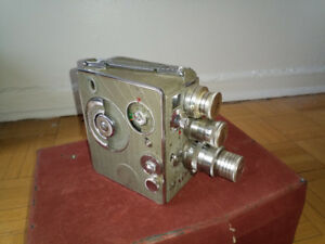 NITZO 8mm MOVIE camera