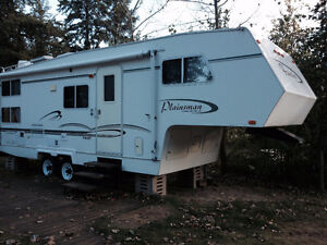 Great Camper for Young Family