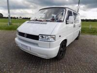 Volkswagen T4 TRANSPORTER CONVERSION
