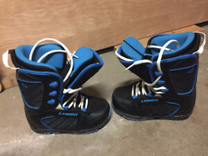 Youth Firefly Snowboard Boots