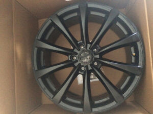 """18"""" Professionally Painted Alloy Wheels"""