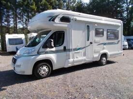 Auto Trail Apache 634 SE U Shape Rear Lounge 2/4 Berth Motorhome