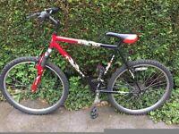 Mans Gents mountain bike 26 inch