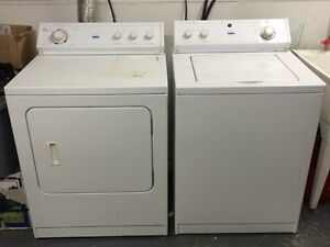 Inglis washer and dryer in working order