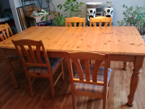 Reduced Price Dining set