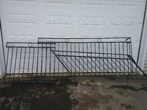 rampe et cloture pour balcon