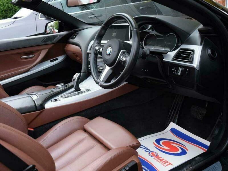 BMW 6-Series  640d M Sport 4d Auto 2015 GREY SINGLE CAR SEAT COVER