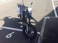 Superbyke RMR 125cc Motorbike