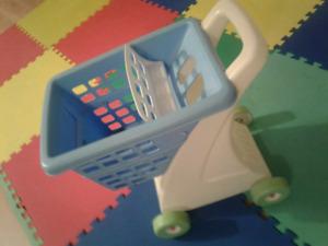 Panier de supermarché pour enfants Fisher Price
