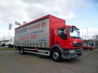 2011 (11) DAF TRUCKS FA LF55.220 CURTAINSIDE TRUCK