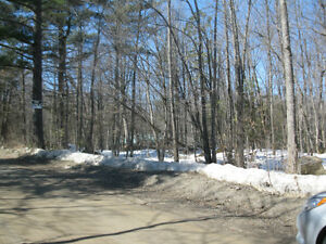 Building lot in Tatlock - Priced for quick sale