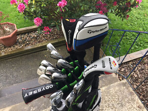 Taylormade Complete Golf Package