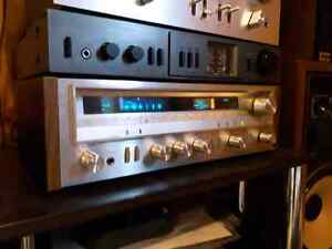 Trading stereo amplifiers and surround av receivers for speakers