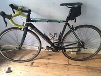 Bianchi road bike 55cm