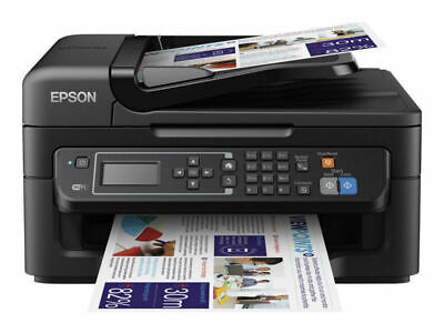 Epson Workforce Inkjet Printer WF2630 Ink Printers C11ce36201 -