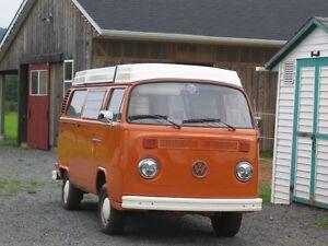 1974 Volkswagon Westfalia