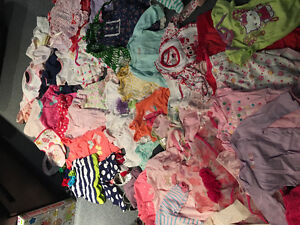 Over 100 girl clothes items
